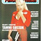 Femme Fatales Magazine April 2002 Vol. 11 #4 near mint magazine