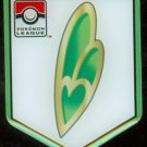Pokemon League Pin Insect Badge (brand new condition)