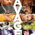 Savages Advance Promotional Movie Poster John Travolta Blake Lively