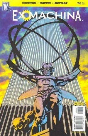 Ex-Machina #46 (Wildstorm) near mint comic
