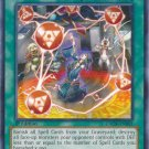 Yugioh That Wacky Magic! (GAOV-EN063) 1st edition near mint card Common