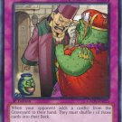 Yugioh Return (GAOV-EN075) 1st edition near mint card Common
