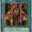 Yugioh Poison of the Old Man (MFC-033) near mint card Unlimited edition Common