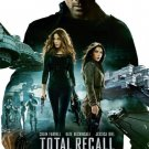 Total Recall Advance Promotional Movie Poster B (2012) Colin Farrell Kate Beckinsale Jessica Biel