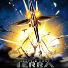 Battle for Terra Advance Promotional Movie poster (2009)