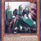 Yugioh Heroic Challenger - Swordshield (REDU-EN007) 1st edition near mint card Common