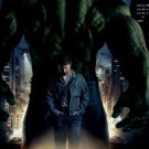 INCREDIBLE HULK MOVIE ADVANCE PROMOTIONAL POSTER