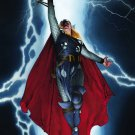 MIGHTY THOR BY TRAVIS CHAREST POSTER 24 x 36 inches (full size)
