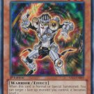 Yugioh Feedback Warrior (YS12-EN009) 1st edition near mint card Common