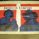 AMERICAN VAMPIRE PROMO POSTER 24x36 FREE SHIPPING STEPHEN KING