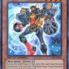 Yugioh Genex Neutron (CT09-EN005) Limited Edition near mint card Super Rare Holo