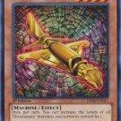 Yugioh Chronomaly Golden Jet (REDU-EN011) Unlimited edition near mint card Common