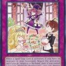 Yugioh Madolche Tea Break (REDU-EN072) 1st edition near mint card Rare