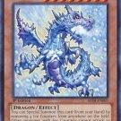 Yugioh Snowdust Dragon (ABYR-EN093) 1st edition near mint card Common