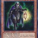 Yugioh Heroic Challenger - Night Watchman (ABYR-EN009) 1st edition near mint card Common