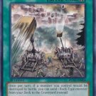Yugioh Catapult Zone (REDU-EN064) Unlimited edition near mint card Common