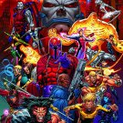 Age of Apocalypse poster 24 x 36 inches Art by Billy Tan