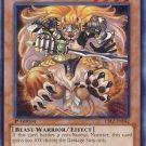 Yugioh Leotaur (CBLZ-EN042) 1st edition near mint card Common