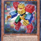 Yugioh Blockman (BP02-EN049) 1st edition near mint card Common