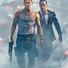 White House Down Advance Promotional Movie Poster Channing Tatum Jamie Foxx Free Shipping (A)