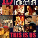 One Direction Advance Promotional Movie Poster (2013)  11 1/2 x 17 inches