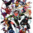 X-Men Legacy poster 24 x 36 inches Art by Mark Brooks (collage)