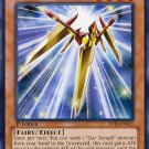 Yugioh Star Seraph Sword (JOTL-EN011) 1st edition near mint card Common
