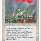 MTG Morale (4th Edition) near mint card