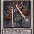 "Yugioh Karakuri Steel Shogun MDL 00X ""Bureido"" (GLD5-EN035) Limited Edition near mint card Ultimate"