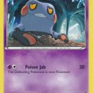 Pokemon Croagunk (62/113) Legendary Treasures near mint card Common