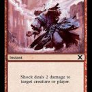 MTG Shock (M14) near mint card Common