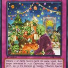 Yugioh Oh Tokenbaum! (SHSP-EN098) Unlimited Edition near mint card Rare