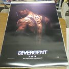 Divergent Movie poster D/S (2014) Theo James Veronica Roth