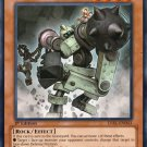 Yugioh Tackle Crusader (LVAL-EN043) 1st edition near mint card Common
