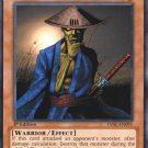 Yugioh Swordsman From a Distant Land (LVAL-EN091) 1st edition near mint card Common