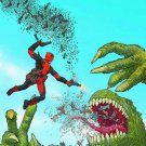 Deadpool Poster By Geoff Darrow 24 x 36 inches Marvel Now