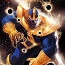 Thanos Son of Titan poster 24 x 36 inches (Marvel Now)