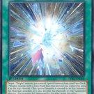 Yugioh Rank-Down-Magic Numeron Fall (LVAL-EN060) 1st edition near mint card Silver Letter Rare