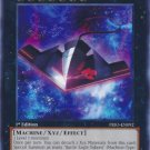 Yugioh Number 42: Galaxy Tomahawk (PRIO-EN092) 1st edition near mint card Common