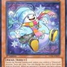 Yugioh Ghostrick Jackfrost (LVAL-EN021) unlimited edition near mint card Common
