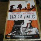 American Vampire Retailer Promo Promotional Poster 23 x 35 inches (2014) Vertigo