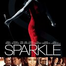 Sparkle Advance Promotional Movie poster Jordin Sparks Whitney Houston 2012