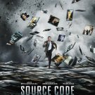 Source Code Advance Promotional Mini Movie poster Jake Gyllenhaal