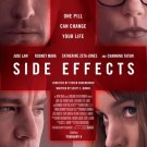 Side Effects Advance Promotional Movie Poster Jude Law Channing Tatum