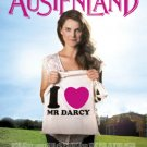 Austenland Movie Poster (2013) 27 x 40 inches d/s Kerri Russell JJ Field