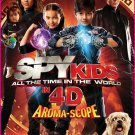 Spy Kids 4d Movie poster (2011) 27 x 40 inches d/s Jessica Alba