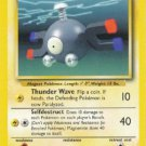 Pokemon Magnemite (Base Set One) 53/102 Unlimited Edition near mint card Common