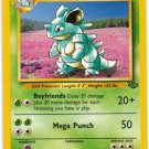 Pokemon Nidoqueen (Jungle) 23/64 Unlimited edition near mint card Non Holo Rare