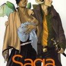 Saga TP GN Graphic Novel Vol 1 (2013) free shipping
