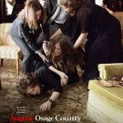 """August: Osage County Movie Poster """"B"""" D/S double-sided (2014) 27 x 40 inches"""